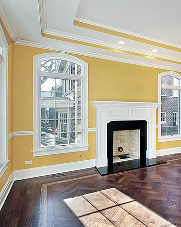Interior Professional Residential Painting Services Delaware County